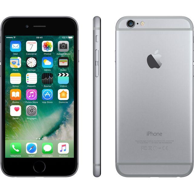 Smartphone Apple iPhone 6 - 16 Go, Reconditionné Bon état