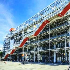 Entrée gratuite au Centre Pompidou - Musée National d'Art Moderne + Accès gratuit aux expositions temporaires - Paris (75)