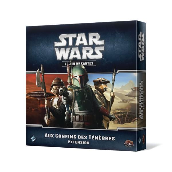 Jeu de cartes évolutif Star Wars JCE: Aux Confins des Ténèbres