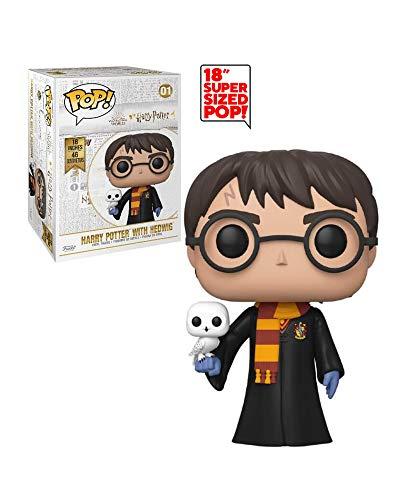 Figurine Funko Pop! Harry Potter With Hedwig S10 (48054) - 45 cm