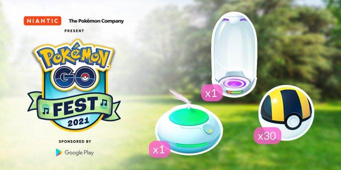30 Hyper Balls + 1 Encens + 1 Super Incubateur offerts pour Pokémon Go sur Android (Dématérialisés)
