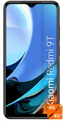 "Smartphone 6.53"" Xiaomi Redmi 9T 4G - Full HD+, 4 Go de RAM, 64 Go, Gris (via ODR 30€)"