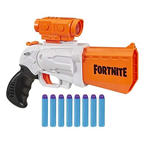 Pistolet à fléchettes Nerf SR Fortnite Blaster