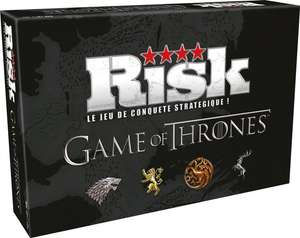 Jeu de société Risk édition collector Games Of Thrones
