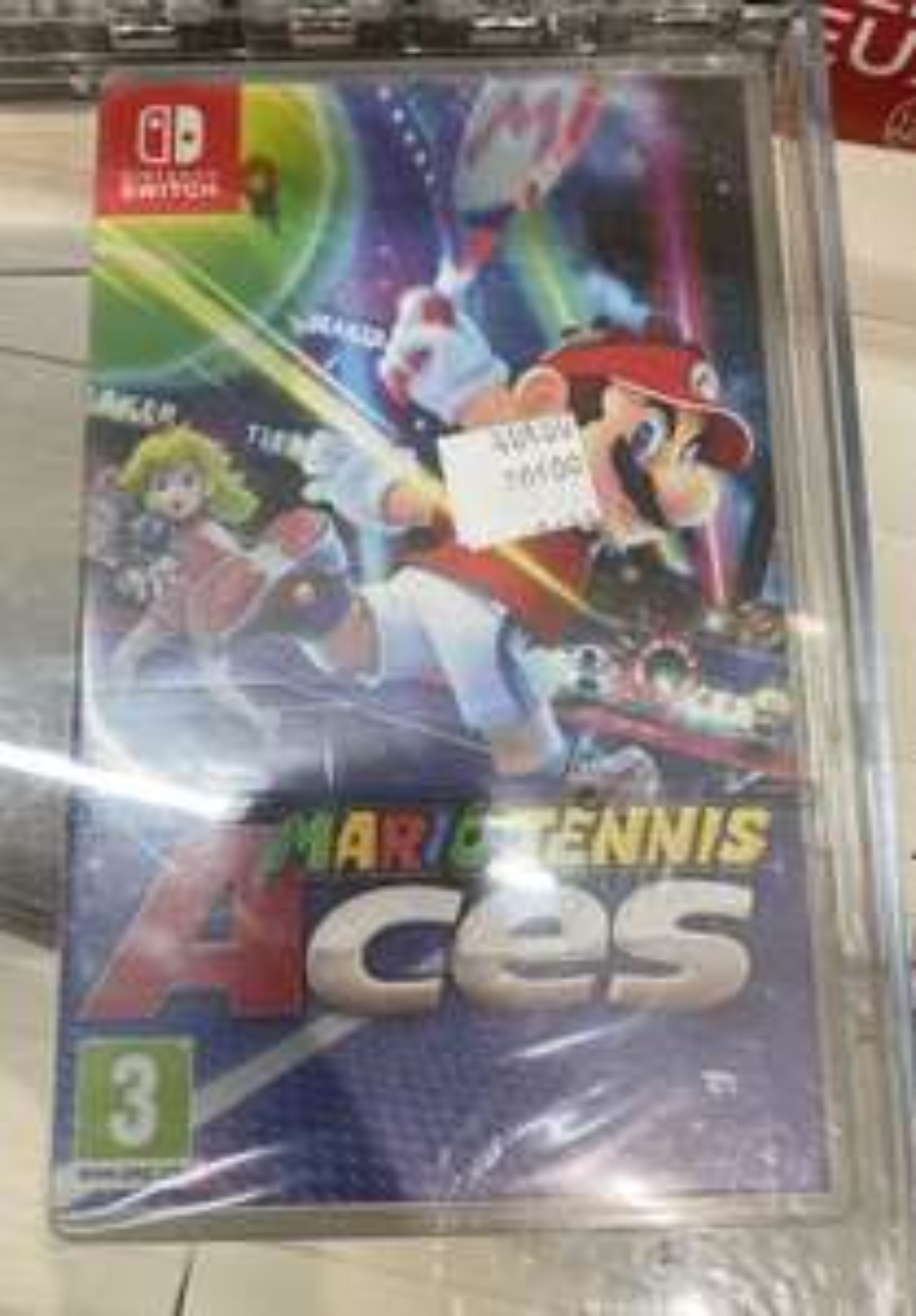 Mario Tennis Ace sur Nintendo Switch - Sens (89)