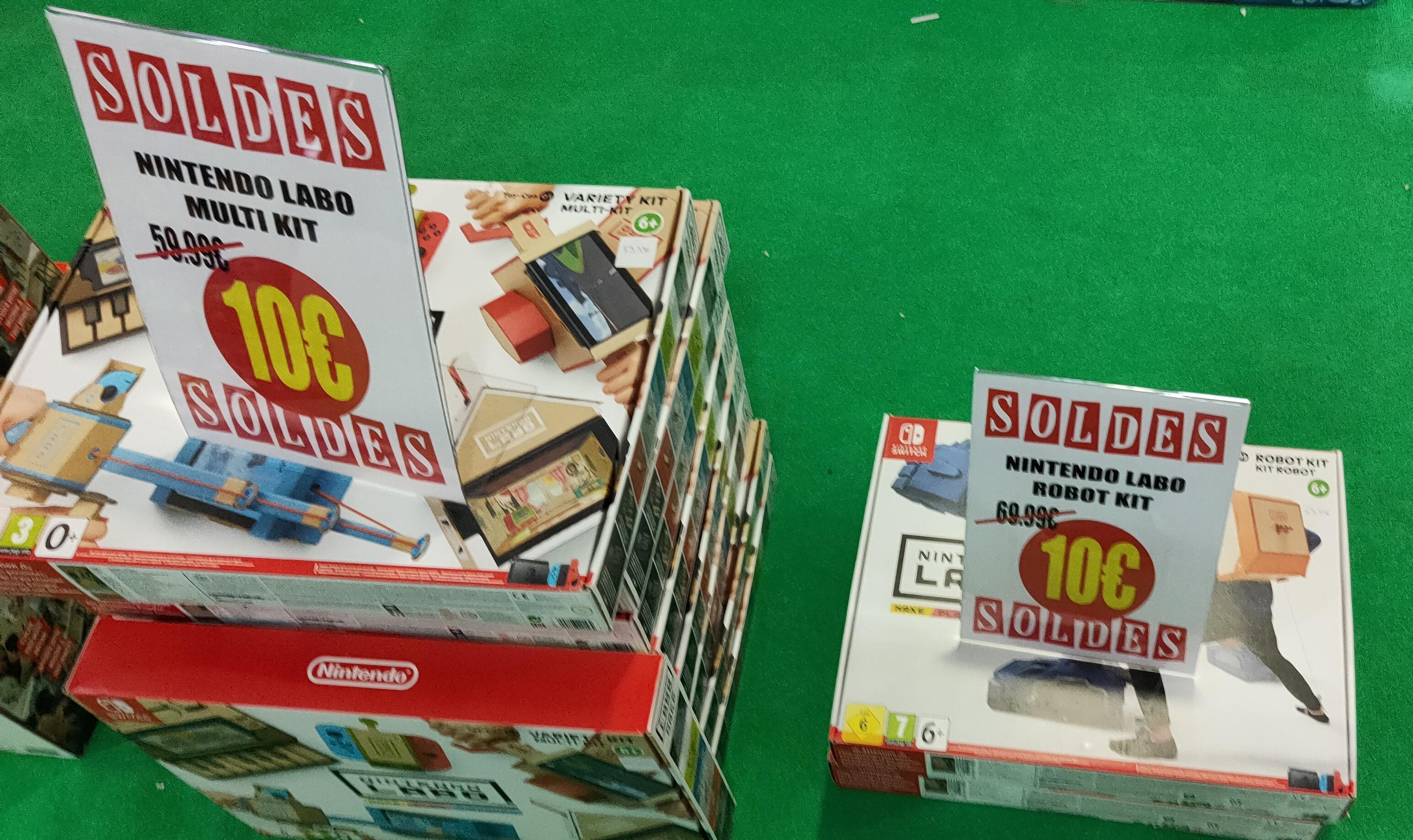 Nintendo Labo Toy Con 01 ou Toy Con 02 - Vallet (44)