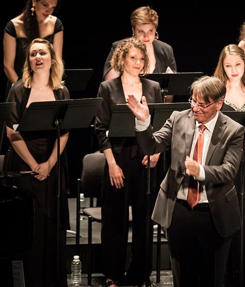 3 concerts festifs par le chœur de l'Opéra de Lille gratuits - Gare Saint Sauveur Lille (59)