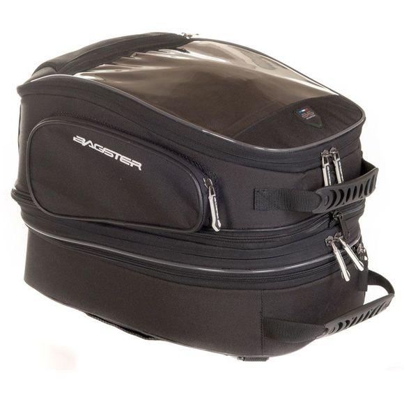 Sacoche réservoir moto Bagster Travel Evo (31L)