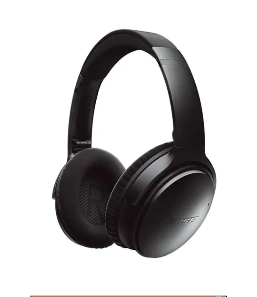 Casque Bluetooth Bose QuietComfort QC 35 II (166€ via RAKUTEN15)