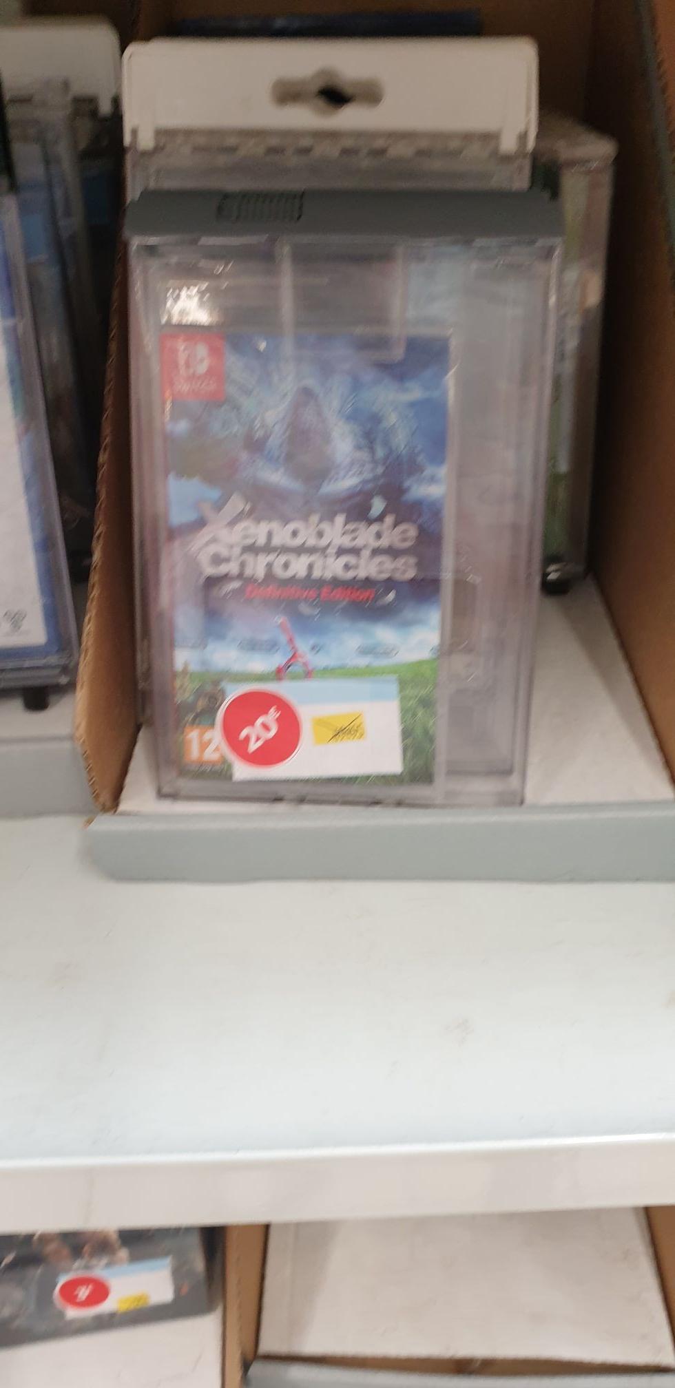 Sélection de jeux en Promotion sur PS4, Xbox One & Nintendo Switch - Ménétrol (63)