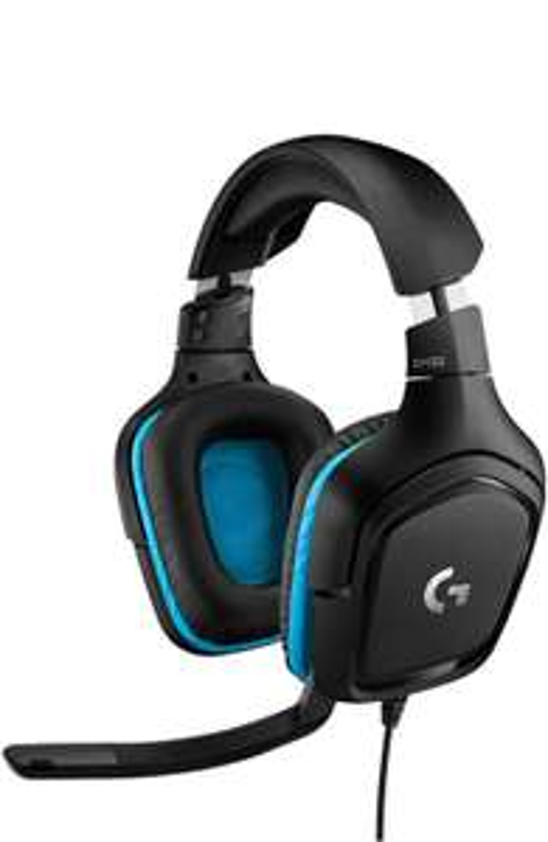 Casque Logitech G432 - Bleu (+ Xbox Game Pass PC à 19,99€)