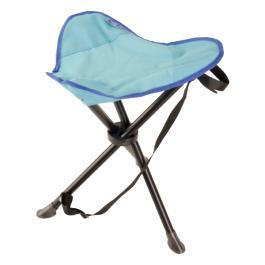 Chaise Trépied de Camping avec dragonne
