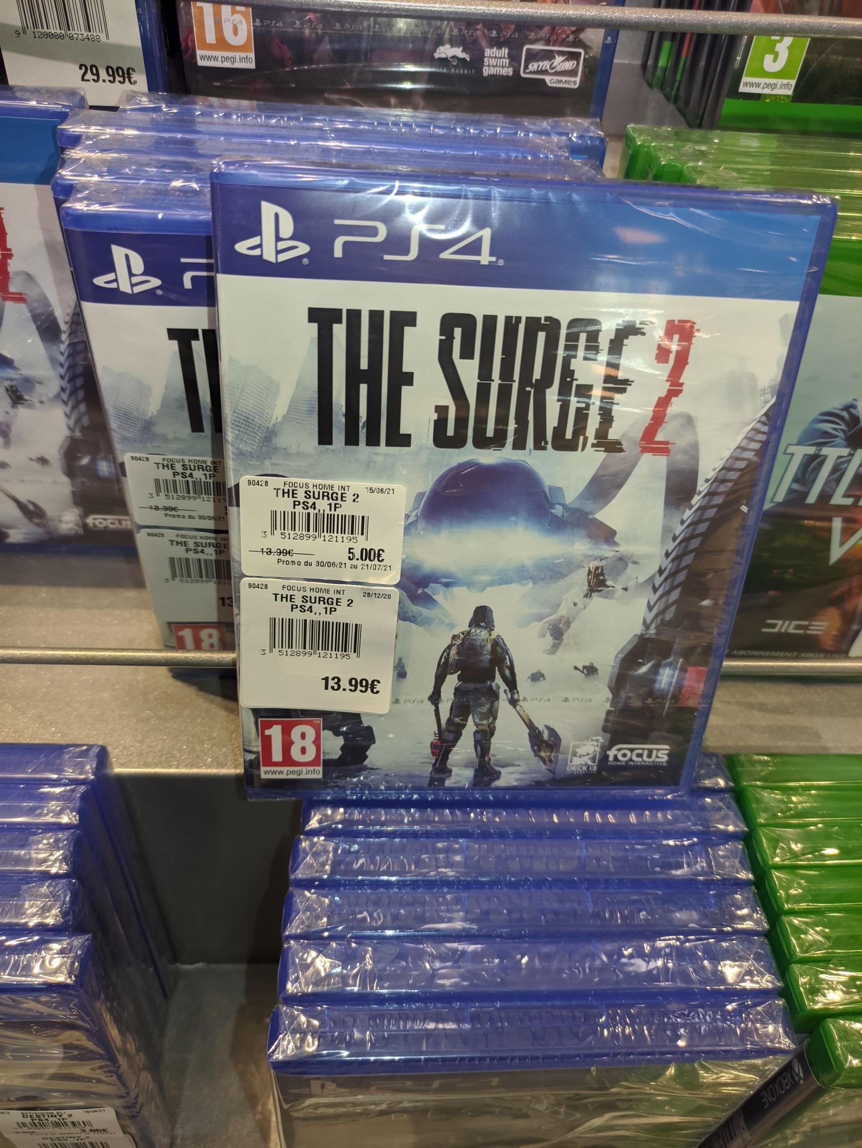The Surge 2 sur PS4 (Chécy 45)