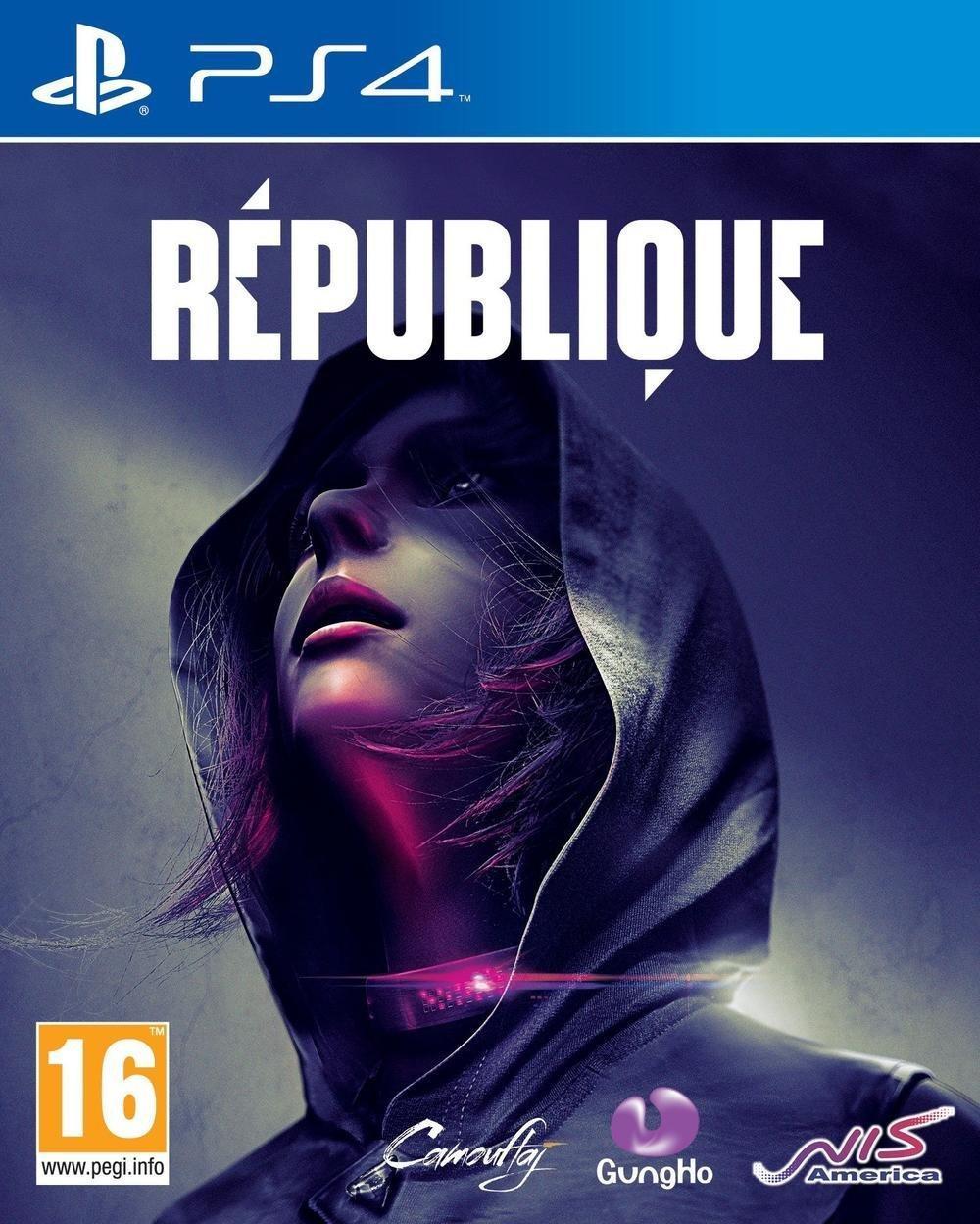 République sur PlayStation 4