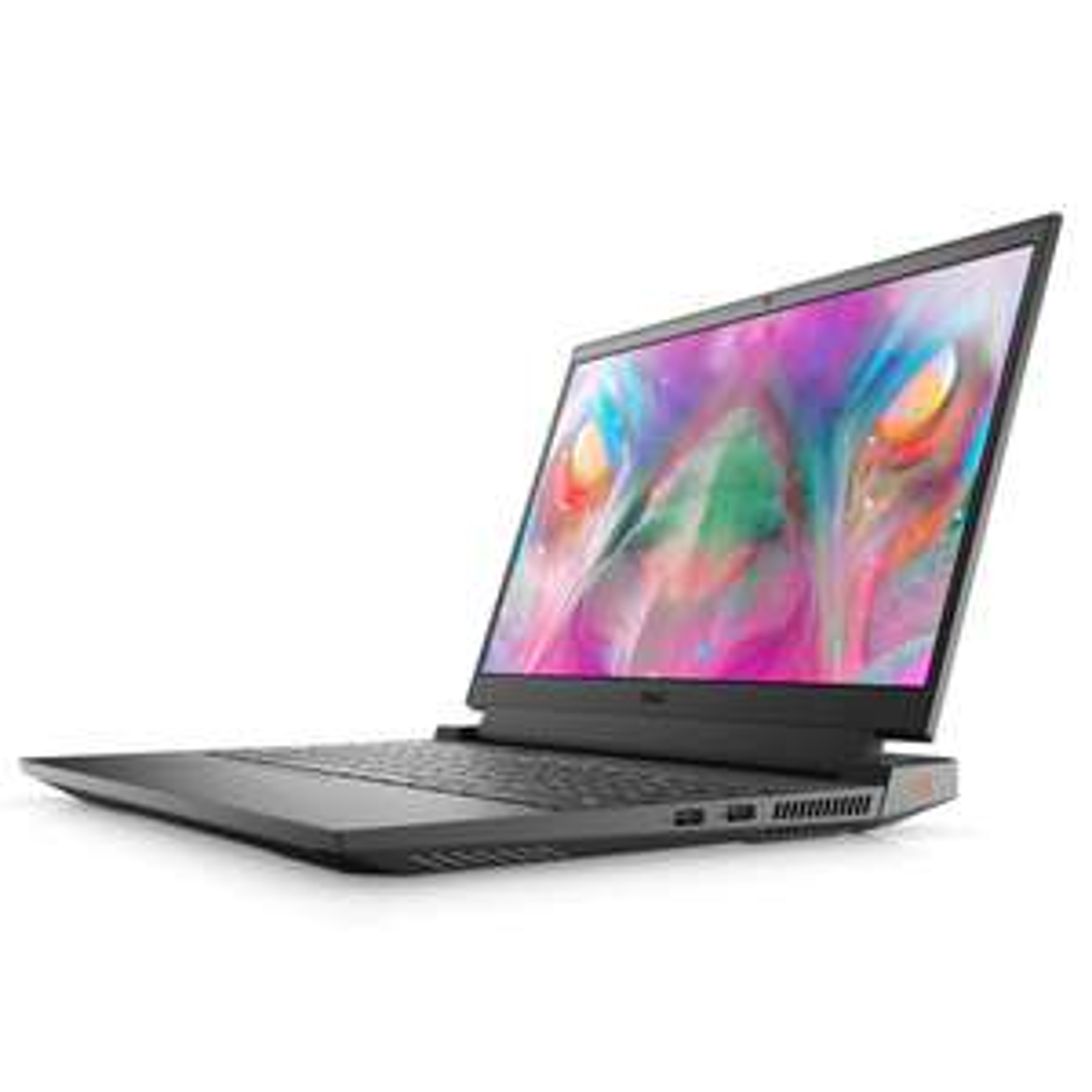 "PC Portable 15.6"" gaming Dell G15 5510 - Full HD 120 Hz, i7-10870H, RAM 16 Go, SSD 512 Go, Windows 10, RTX 3060 6 Go, WiFi 6, Windows 10"