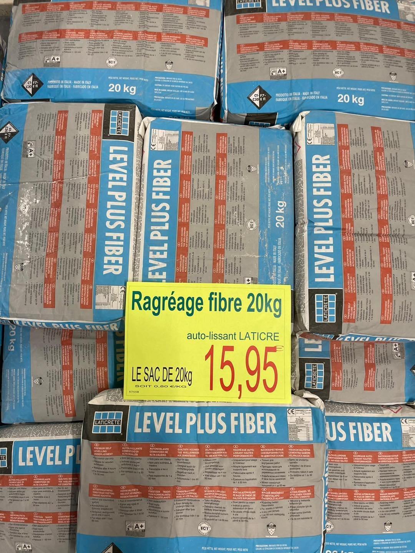 Sélection d'articles en solde - Ex : Ragréage fibre 20kg - Savigny Le temple (77)