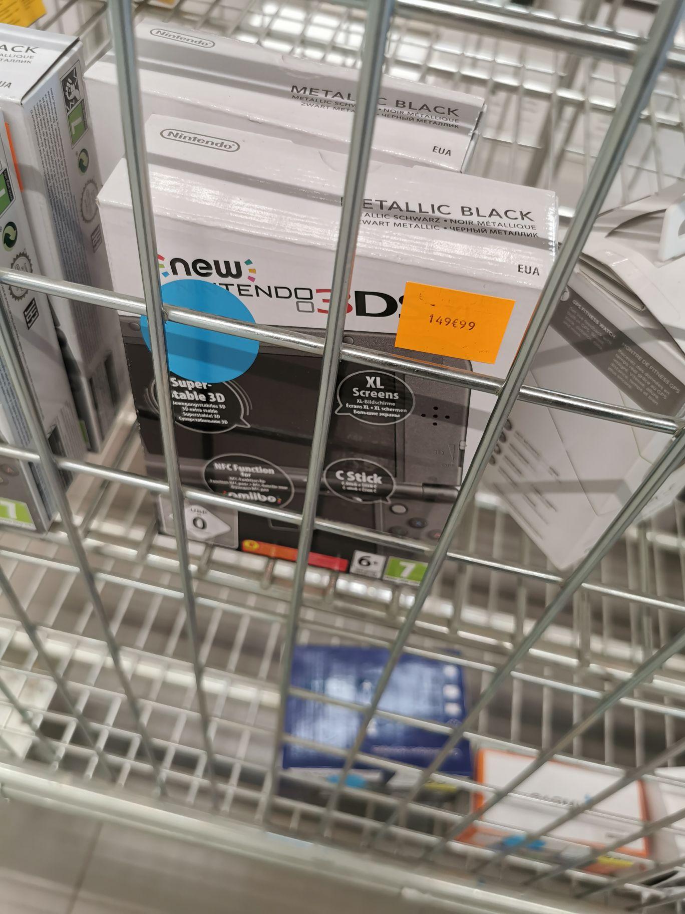Console Nintendo New 3DS XL (Pearl White ou Metallic Black) - Souppes-sur-Loing (77)