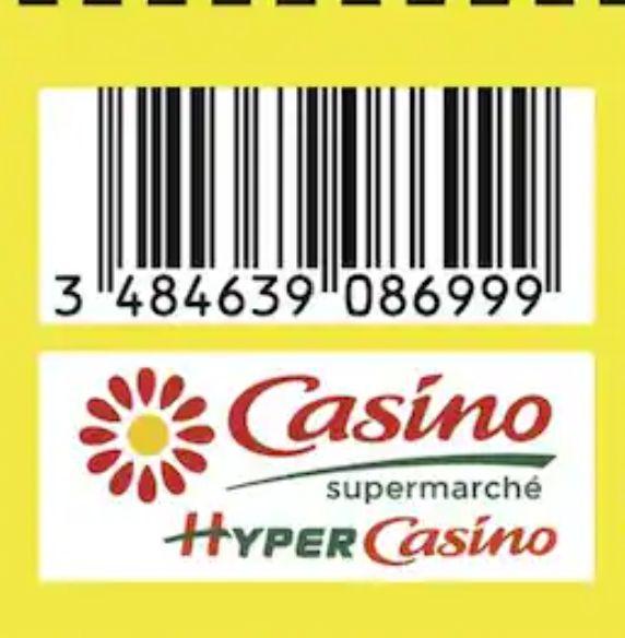 [Casino Max] 8€ de remise dès 60€ d'achat (6€ sans Casino Max)