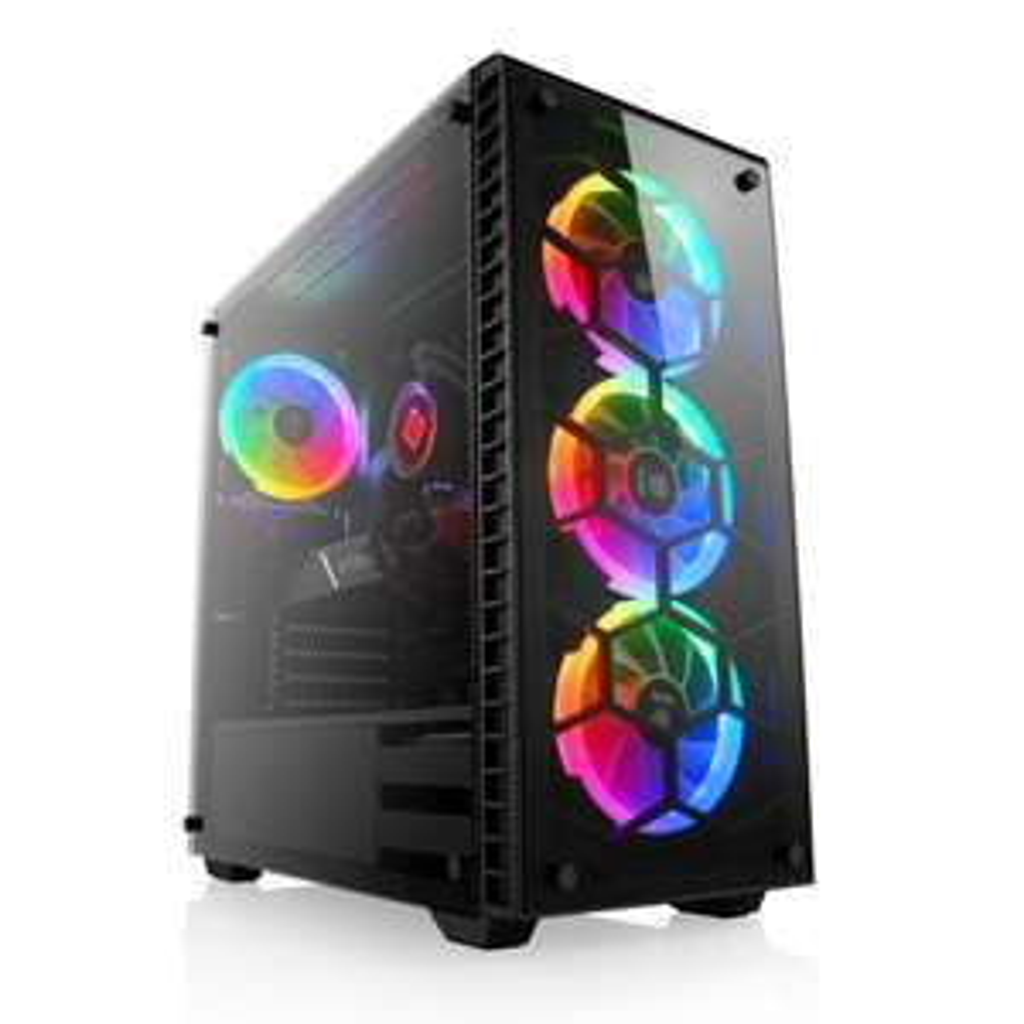 PC Fixe Emperor - Ryzen 5 5600X, Asus TUF RTX 3070 Gaming (8Go), 1To SSD Nvme, 16Go RAM (3200 Mhz), MSI B550 WIFI, Alim 600W