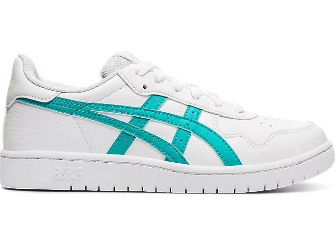 Chaussures enfant Asics Japan S White/Sea - du 35,5 au 39