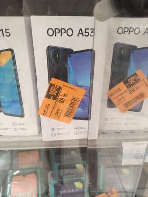 """Smartphone 6.5"""" Oppo A53, 64Go - Villers Bocage (14)"""