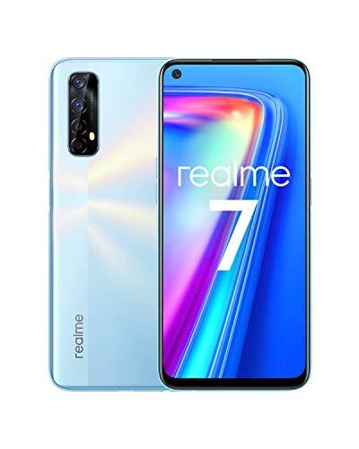 """Smartphone 6.5"""" Realme 7 4G+ - 8 Go de RAM, 128 Go (Version Française)"""