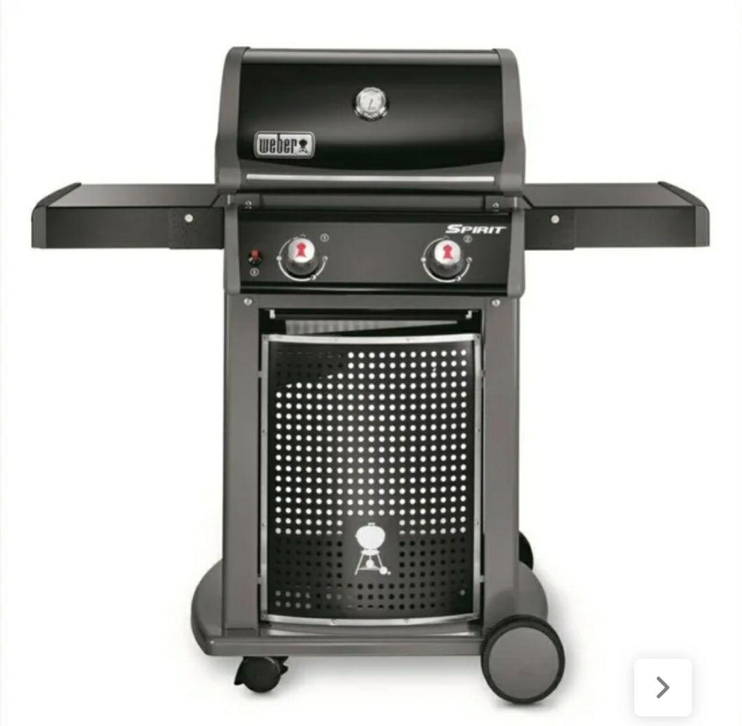 Barbecue à gaz Weber Spirit E-210 + Plancha - via Thoiry (01)