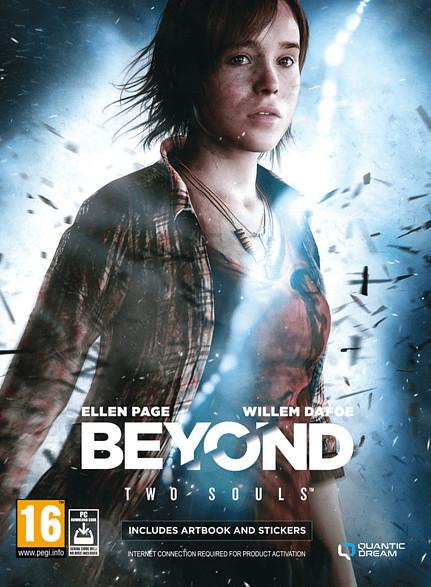 Beyond: Two Souls sur PC (frais de port inclus) - shop.QuanticDream.com