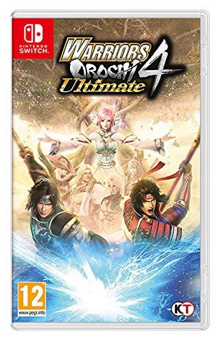 Warriors Orochi 4 Ultimate sur Nintendo Switch