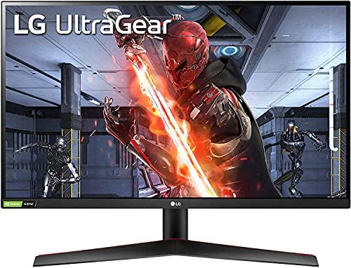 "Ecran PC 27"" LG UltraGear 27GN850-B - WQHD, Dalle IPS, 144 Hz, 1 ms, FreeSync"