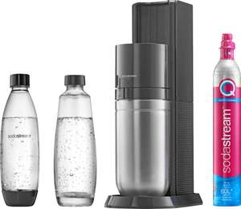 Machine à gazéifier l'eau SodaStream Duo (Frontaliers Allemagne)