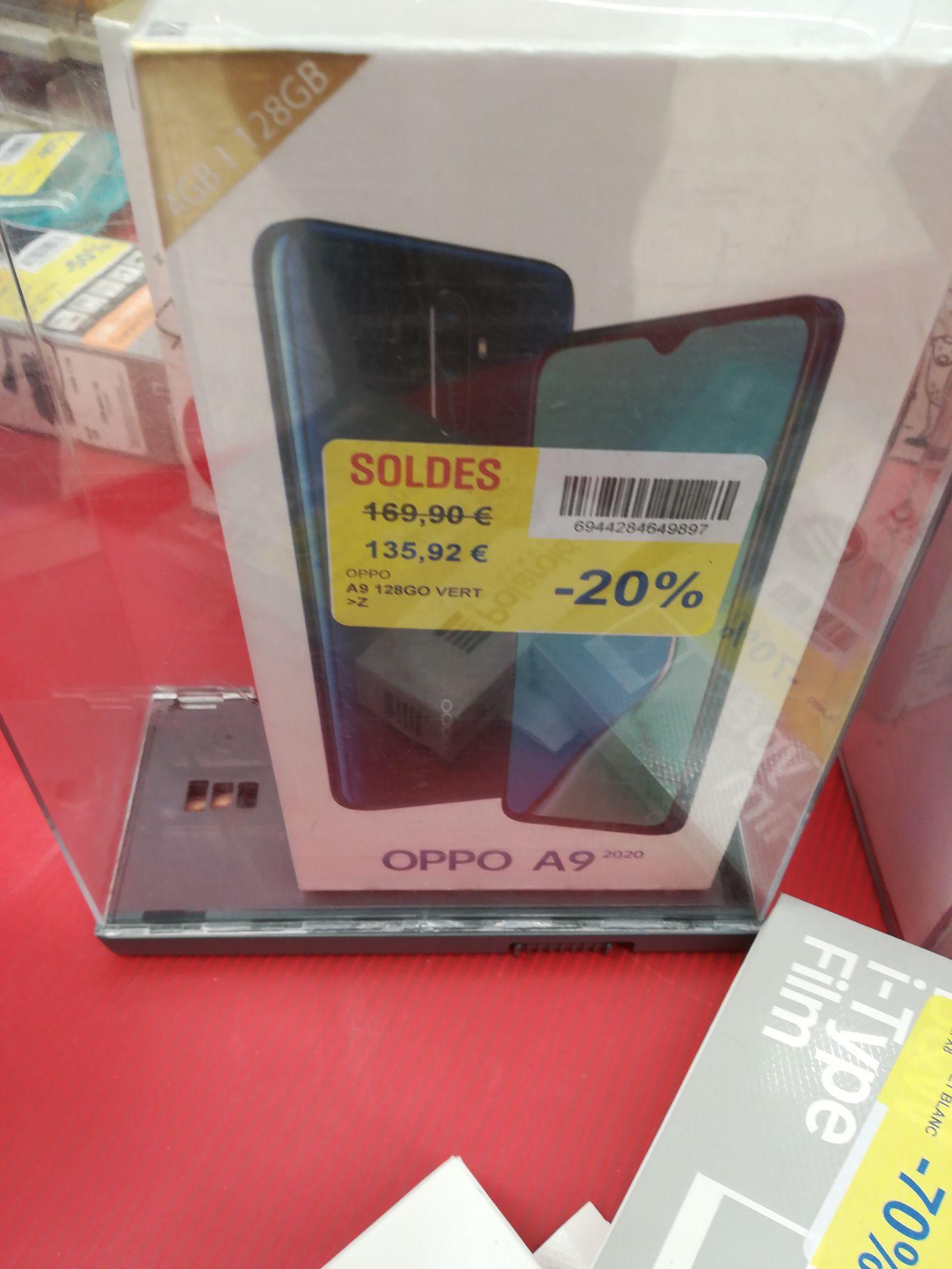 Smartphone Oppo A9 2020 - Merignac (33)