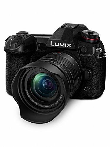Appareil Photo Hybride Lumix G9 20Mpx + Objectif 12-60/3.5-5.6 Tropicalisé