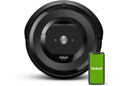 Aspirateur robot Roomba e5 E515840 - Noir