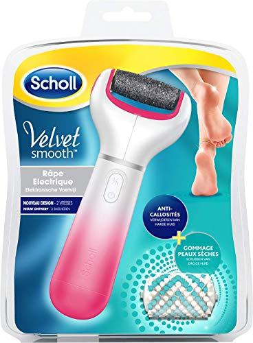 Râpe à pieds électrique Scholl Velvet Smooth