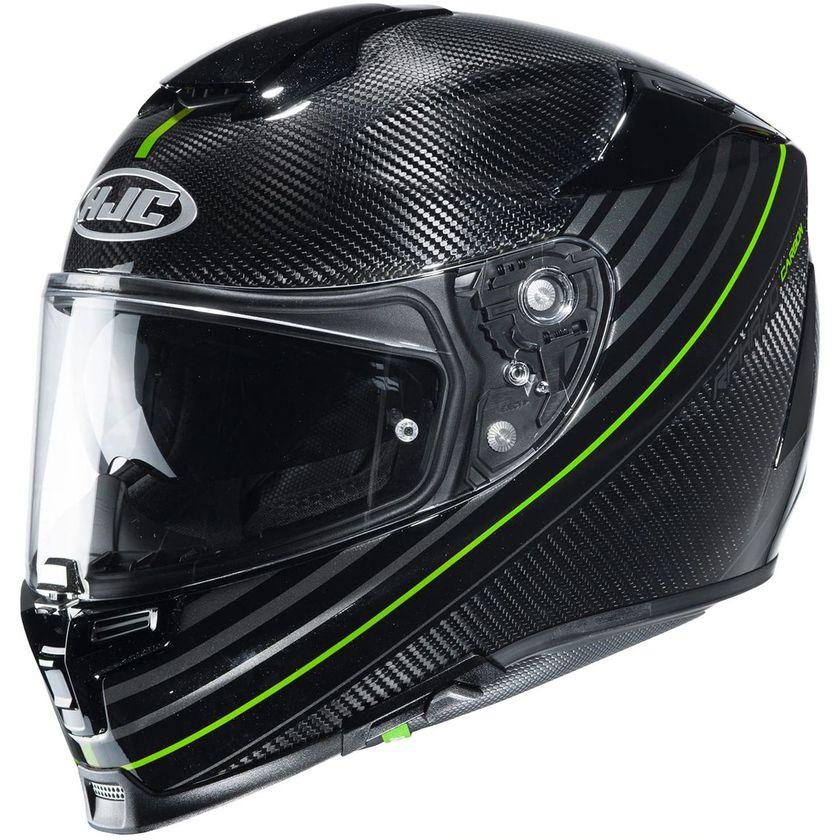 Casque de moto HJC Rpha 70 Carbon