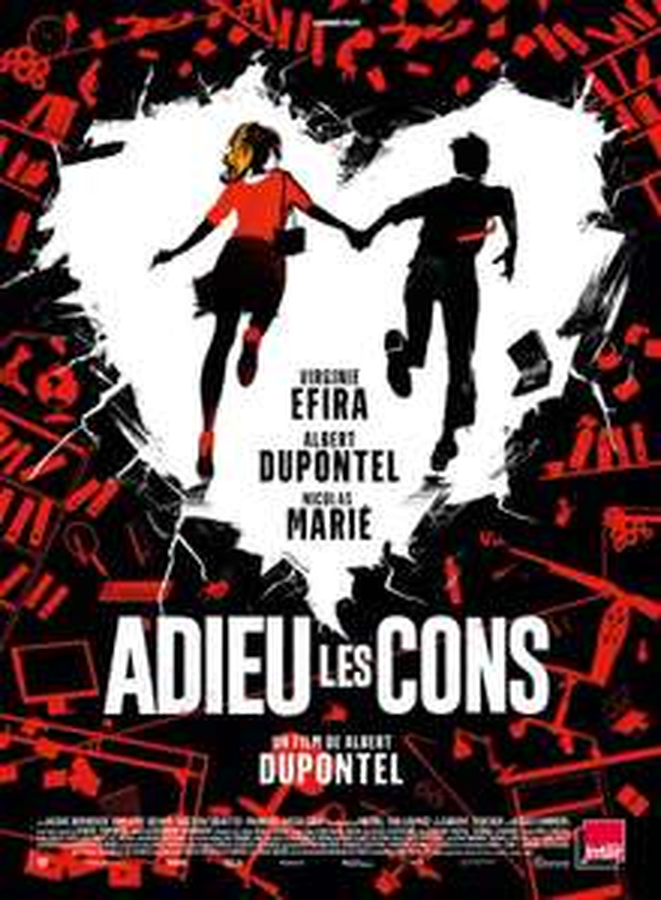 Blu-Ray Adieu Les Cons