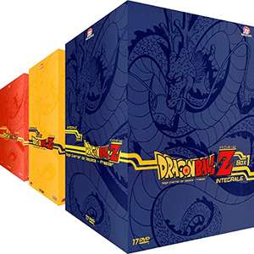 3 Coffrets DVD Dragon Ball Z - Intégrale Collector (vendeur tiers)
