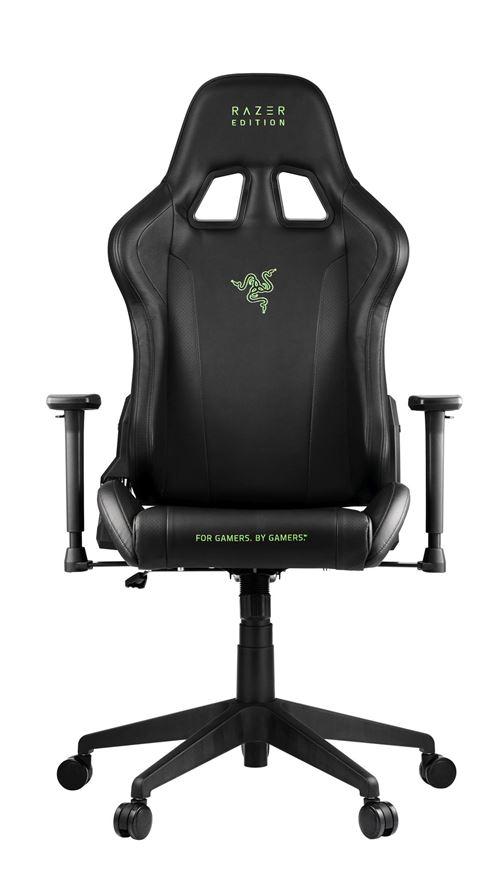 Chaise de bureau gaming Razer Tarok Essential - Noir