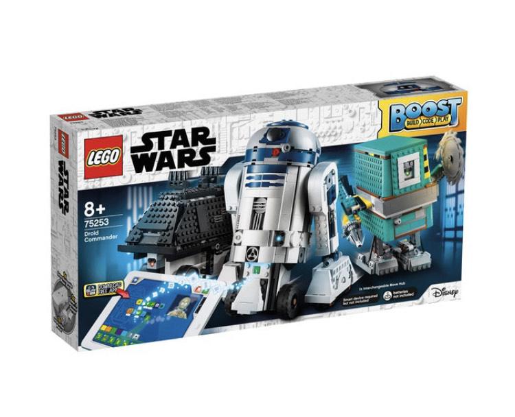 Jeu de construction Lego Star Wars - Commandant des droïdes - 75253