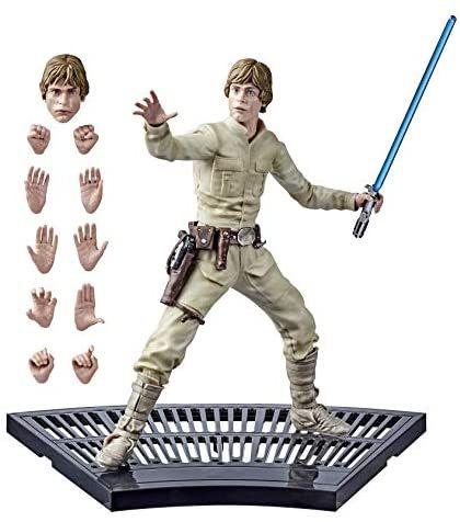 Figurine articulé Star Wars Black Series Hyperreal luke skywalker - 20cm