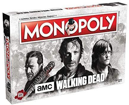 Jeu de société Monopoly Winning Moves The Walking Dead