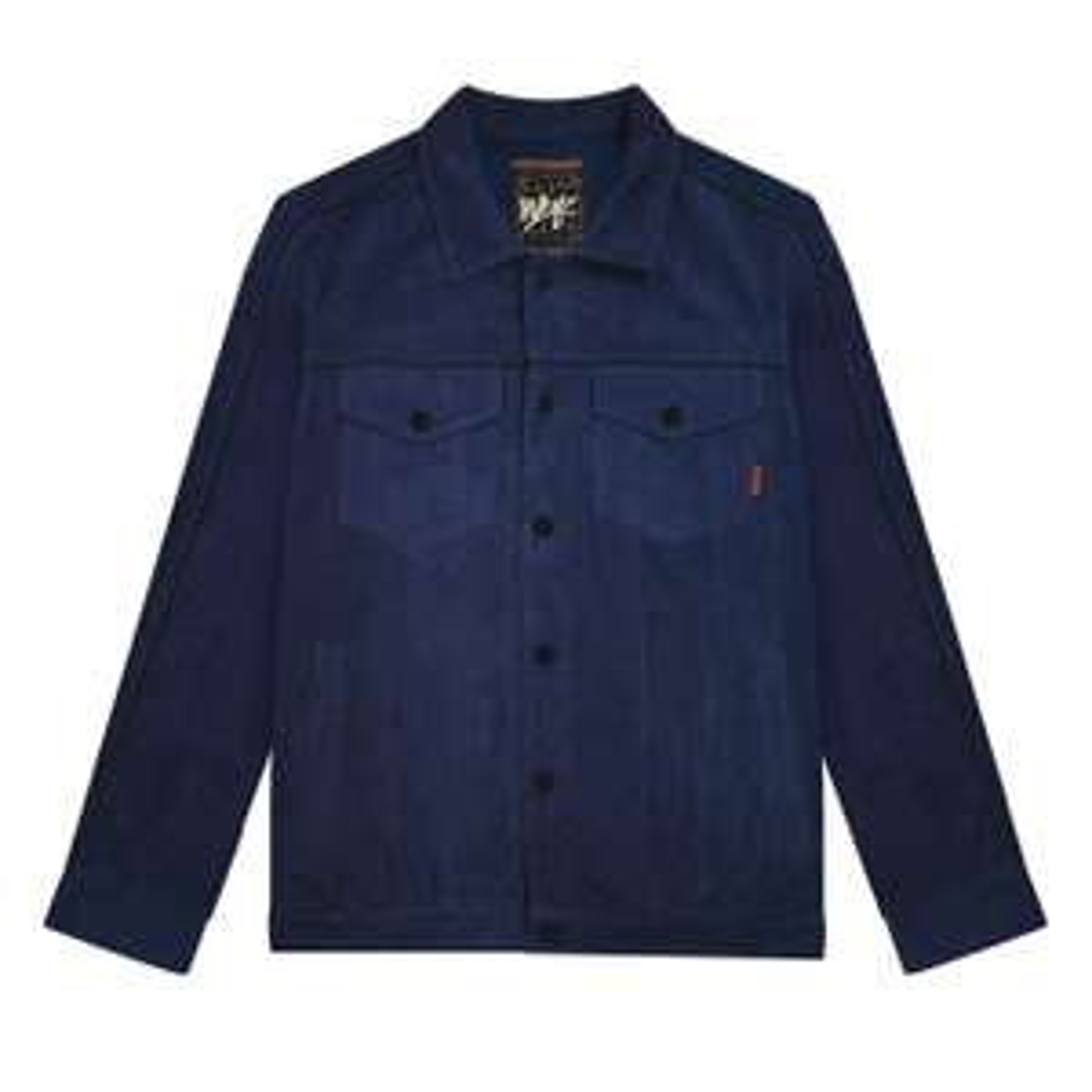 Veste Jacket Corduroy / Velours côtelé Weyz Navy (weyzclothing.fr)