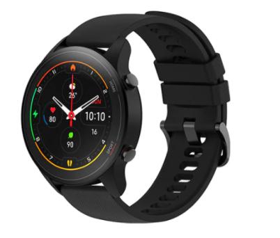 Montre connectée Xiaomi Mi Watch - Noir ou Bleu marine (Frais d'importation compris)