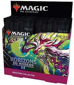 Boîte de 12 Boosters Collector Magic The Gathering Édition Modern Horizons 2
