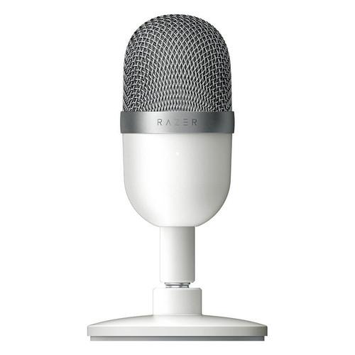 Microphone PC USB Razer Seiren Mini - Mercury (blanc) ou Quartz (rose)