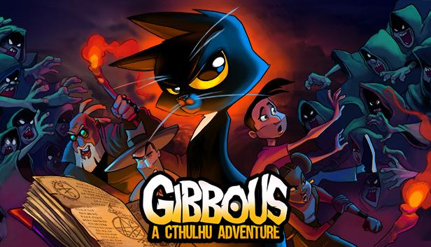 Gibbous - A Cthulhu Adventure sur PC (Dématérialisé)