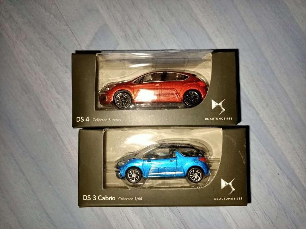 Sélection de Voitures miniatures Norev Citroën 1/64 en promotion
