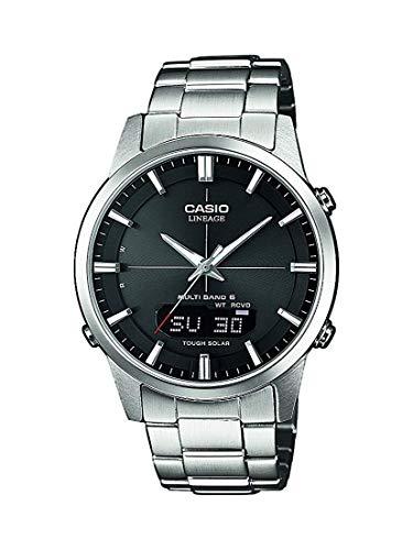 Montre homme Casio Lineage LCW-M170D-1AER Solaire Saphir Radio pilotée