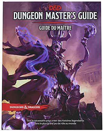 [Précommande] Guide du Maître : Livre de règles de base Donjons & Dragons
